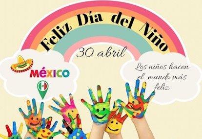 Club de Los Filosofos, Día del Niño en Mexico: ¿Que mundo quieres ver?